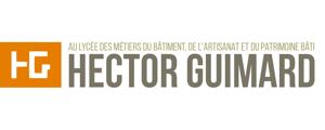 Logo de Lycée Professionnel Hector Guimard