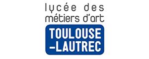 Logo de Lycée professionnel Toulouse Lautrec