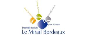 Logo de Lycée privé Le Mirail, le lycée du matin
