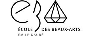 Logo de Ecole municipale des beaux-arts Emile Daubé