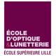 Logo de EOL - Ecole d'Optique et de Lunetterie de Lille