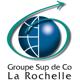 Logo de Ecole supérieure de commerce de La Rochelle