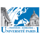 Logo de Paris I Sorbonne - UFR 16