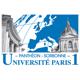 Logo de UFR 05 Droit, Université Panthéon-Sorbonne