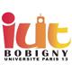 Logo de IUT de Bobigny, Université Paris 13