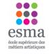 Logo de ESMA - Artistique - Montpellier