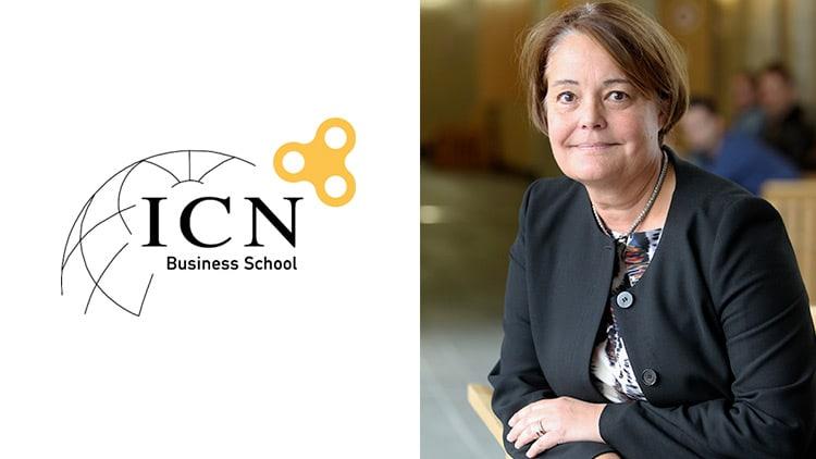 Florence Legros, directrice de l'ICN