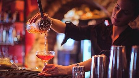 Serveur/barman