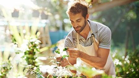 Jardinier/responsable des espaces verts
