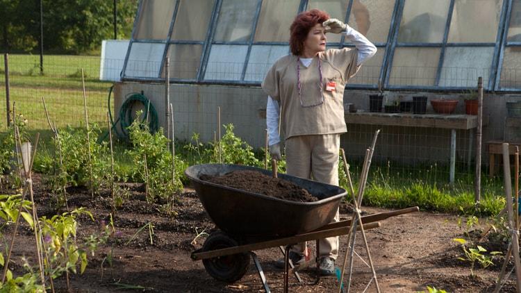 Jardinière OITNB