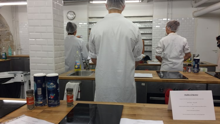 J Ai Teste Pour Vous Un Cours De Cuisine Dietetique A L Ednh