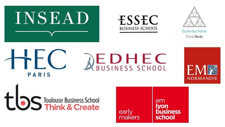 De nombreuses écoles proposent un MBA